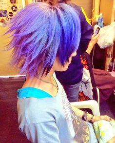 Visual kei hairstyles