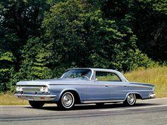1963 Dodge Custom 880 4-Door Hardtop