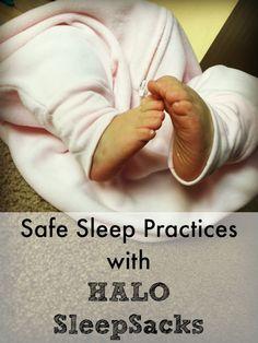 Learn safe sleep practices from @HaloSleepSack (and enter to win a SleepSack - ends 1/27/15)