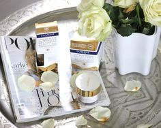 Blogger Sara S. tried our Lumene Complete Rewind Intensive Recovery Beauty Oil and Day Cream SPF 20. #skincare #lumene