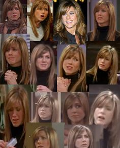 Love Jennifer Aniston's hair in season 10 of F.R.I.E.N.D.S.