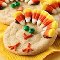 Cute Thanksgiving snack!