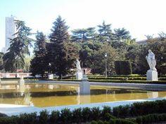 Jardines de Sabatini: Un remanso de paz en el centro de Madrid | DolceCity.com