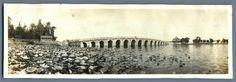 China, Wuhan (武汉), Old Bridge     #Asie_Asia #Chine_China