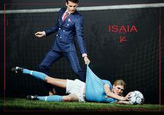 #ISAIA #photo Philippe Vogelenzang  #calcio #napoli #football #soccer players