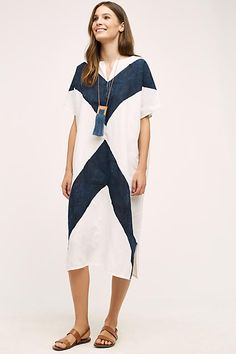 Nova Caftan by Emerson Fry $218 available at Anthropologie