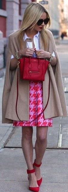 street style ♥✤ | Keep the Glamour | BeStayBeautiful  Inspiration via blossomgraphicdes... on Pinterest.
