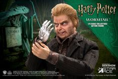 Star Ace Toys - Harry Potter and the Goblet of Fire - Peter Pettigrew (Wormtail) Scale) Peter Pettigrew, Harry Potter Decor, Goblet Of Fire, Lord Voldemort, Dark Lord, Gifts For Kids, Toys, Presents For Kids, Activity Toys