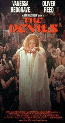 The Devils (1971) ~  In 17th-century France, Father Urbain Grandier seeks to protect the city of Loudun from the corrupt establishment of Cardinal Richelieu. Hysteria occurs within the city when he is accused of witchcraft by a sexually repressed nun. Director: Ken Russell ~  Stars: Vanessa Redgrave, Oliver Reed, Dudley Sutton. RATING: 7.7 »