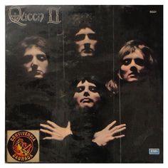 #Queen II - Importado #Argentina - #vinil #vinilrecords #music #rock