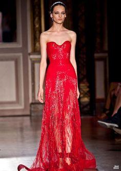 (Zuhair Murad Haute Couture, 2011/2012)