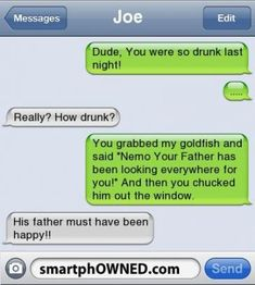 funny texts jokes & funny texts _ funny texts fails _ funny texts crush _ funny texts to boyfriend _ funny texts wrong number _ funny texts from parents _ funny texts jokes _ funny texts bff Very Funny Texts, Funny Drunk Texts, Funny Text Memes, Text Jokes, Funny Texts Crush, Drunk Humor, Epic Texts, Funny Text Messages, Really Funny Memes