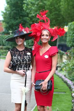 89957dd7c9851 93 Best Ascot images in 2019 | Royal ascot, Race day fashion, White ...