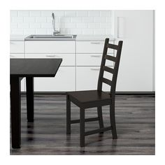 KAUSTBY Chair IKEA Solid Pine Is A Natural Material Which Ages Beautifully  And Gains Its Own