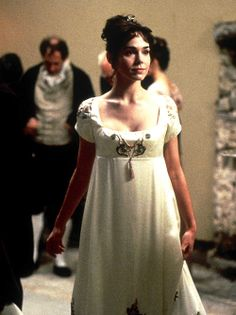 Frances OConnor as Fanny Price in Mansfield Park (1999).