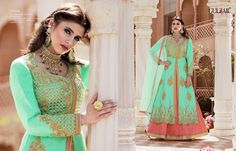 HEAVY PARTY WEAR ANARKALI DRESS