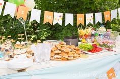 Liam's First Birthday Party-12