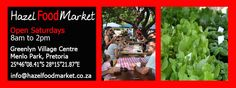 HazelFoodMarket Pretoria, South Africa, Things To Do, Places To Visit, Marketing, Food, Hoods, Meals, Todo List