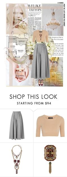"""Simplicity is beauty."" by daniela-896 ❤ liked on Polyvore featuring Magdalena, Grace, Behance, Rejina Pyo, Calvin Klein Collection, Topshop, Judith Leiber and Zara"