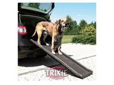 #Trixie Petwalk #Rampe aufklappbar für Hunde schwarz