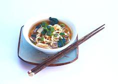 Recipe for Japanese miso ramen chicken soup.