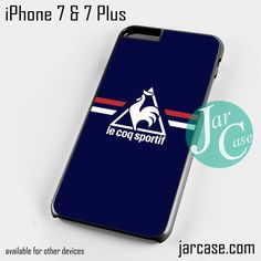 Le Coq Sportif Cool 7 Phone case for iPhone 7 and 7 Plus