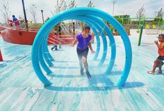 20 Best Water Playgrounds and Sprinklers for Kids in NYC | MommyPoppins - Things to do in New York City with Kids