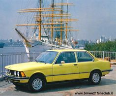 e21 Bmw Series, Series 3, Bmw E21, Alfa Romeo 156, Bmw Alpina, Bmw Classic, Cute Cars, Bmw Cars, Retro Cars