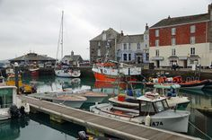 Padstow - south Quay