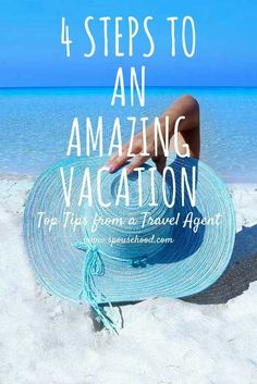 4 Steps to an Amazing Vacation | www.spousehood.com