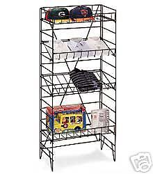 239 best greeting card racks displays images on pinterest in 2018 new four shelf wire display floor rack adjustable shelves black flat or slant m4hsunfo
