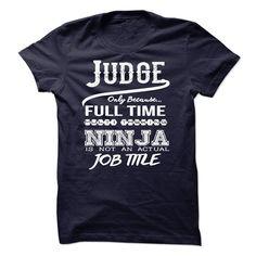 Ninja Judge T-Shirts, Hoodies. VIEW DETAIL ==►…