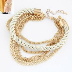 Fashion Multilayer Gold Plated Bracelets Women Pulseiras Bohemian Bracelets Female  Rope Chain Bracelets Pulseras Mujer Berloque     Tag a friend who would love this!     FREE Shipping Worldwide     Get it here ---> http://jewelry-steals.com/products/fashion-multilayer-gold-plated-bracelets-women-pulseiras-bohemian-bracelets-female-rope-chain-bracelets-pulseras-mujer-berloque/    #earrings