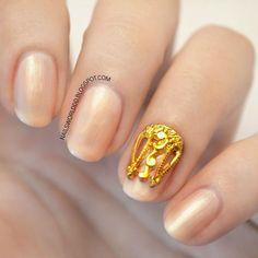 Nail Jewel  from @bornprettystore  Their product ID is #16466  Use my coupon code '' NWDW10 '' to get 10% off.  #nail #nails #nailblog #nailcare #nailsdid #nailsalon #nailsbyme #nailsdone #nailslove #nailstyle #naildesign #nailpolish #nailsaddict #nailstud #nailtutorial #νυχια #marble #nails2inspire #nailsoftheday #greekbloggers #fashion #studs #jewel #nailjewel #gold
