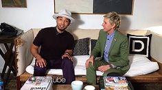 'Empire' actor Jussie Smollett reveals he's gay on 'Ellen': 'There is no closet' Jussie Smollett Empire, Fox Series, Ellen Degeneres Show, Coming Out, Candid, Interview, Gay, Entertaining, Actors