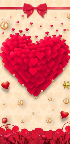 Heart Wallpaper for Mobile – Magazine Feminina Heart Iphone Wallpaper, Bling Wallpaper, Wallpaper For Your Phone, Love Wallpaper, Mobile Wallpaper, Wallpaper Backgrounds, Love Heart Images, I Love Heart, Wall Paper Phone
