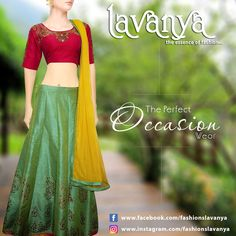The Perfect Occasion Wear only at Lavanya Fashions  #lavanya #fashions #Anarkali #lehengas #suit #Ethnic #indian #indianwear #ethnicwear #party #new #designs #elegantpartylook #designersuits #faridabad #kurtis #bridalwear #latestdesigns #dresses #freshstock #newarrivals #handworkembroidery #festiveseason #traditionalwear
