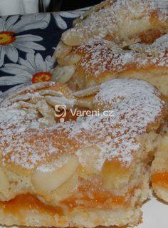 Snadný meruňkový koláč Ethnic Recipes, Food, Essen, Meals, Yemek, Eten