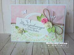 Kartka na ślub Wspomnienie wiosny