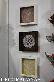 Resultado de imagem para quadros de guardanapos de croche