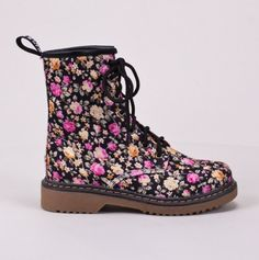 Flower Boots - for them!