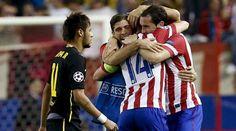 El Barça podría hacerle el pasillo al Atlético en la jornada final - Madrid-Barcelona.com