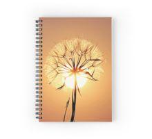 'Golden dandelion' by OkopipiDesign Spiral, Dandelion, Stationery, Notebook, Design, Paper Mill, Dandelions, Stationery Set