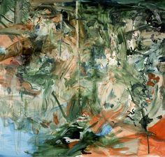 Study for Sarn Mere, Cecily Brown, 2008