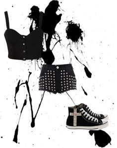 """Sin título #220"" by swaglove ❤ liked on Polyvore"