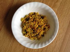 Curry Quinoa Salad - Wild Rose Cleanse Detox Friendly