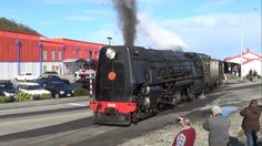 On September and Mainline Steam hauled their 2 day Midland Mountaineer excursion behind the mighty from Christchurch to Gerymouth. New Zealand, Highlights, Train, Luminizer, Hair Highlights, Strollers, Highlight