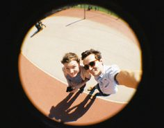 "New #Lomography Fisheye Baby 110. Color sample pic. Taken by ""dopic"""
