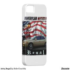 2004 Regal iPhone SE/5/5s Case