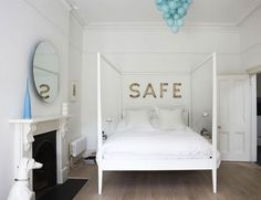 Make the Bedroom a Chemical free zone
